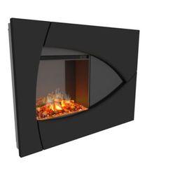 BURBANK - kominek ścienny DIMPLEX (3D-optymist)
