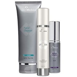SkinMedica - Lytera System - Lytera + Retinol Complex 0.5 + Facial Cleanser - Zestaw redukujący przebarwienia - 60 ml+ 29,6 ml+ 170 g - DOSTAWA GRATIS Kupując ten produkt otrzymujesz darmową dostawę !