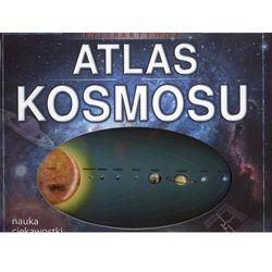 Interaktywny atlas kosmosu (opr. twarda)