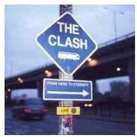 THE CLASH - FROM HERE TO ETERNITY (CD)