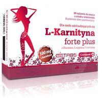 Olimp L-Karnityna Forte Plus 500mg smak wiśniowy 80tab