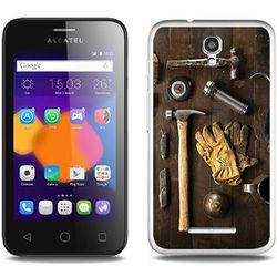 Foto Case - Alcatel One Touch PIXI First - etui na telefon Foto Case - narzędzia