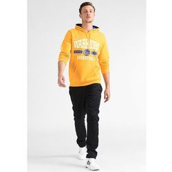 adidas Performance Bluza z kapturem yellow
