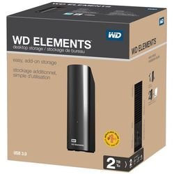 Dysk Western Digital Elements Desktop 2TB