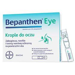 Bepanthen Eye krople do oczu 20 minimsów x 0,5ml