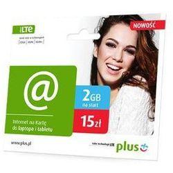 Starter PLUS Internet na Kartę do laptopa i tabletu 2GB 15PLN