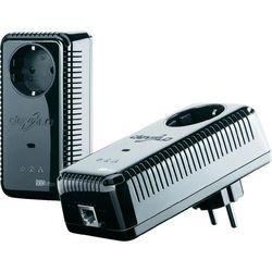 Adapter Ethernet do sieci energetycznej Devolo dLAN 500 AVpro+ Starter Kit, 500 Mb/s