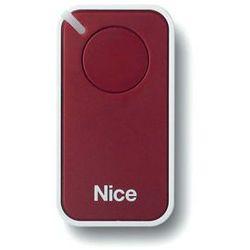 Pilot NICE INTI 1-kanałowy 433.92 MHz czerwony (INTI1R)