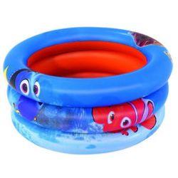 Bestway, Gdzie jest Nemo?, basenik dmuchany, 70x30 cm Darmowa dostawa do sklepów SMYK