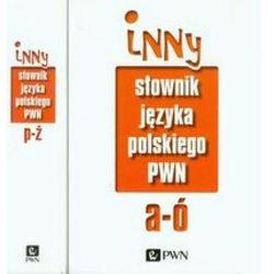 Inny słownik języka polskiego PWN tom 1-2