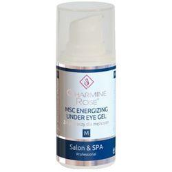 Charmine Rose MSC ENERGIZING UNDER EYE GEL Energetyzujący żel pod oczy dla mężczyzn (GH2603)
