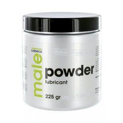 Cobeco Male Powder Lubricant Preparat na bazie proszku do nawilżania 225g