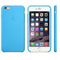 Apple silikonowe etui do iPhone 6 Plus, 6s Plus niebieskie