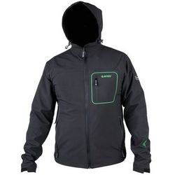 Kurtka Hi-Tec Softshell Stan Black/Green