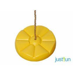 Huśtawka KWIATEK - żółty