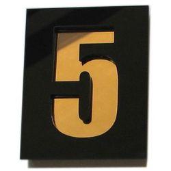 Numer, Numery Cyferki na Drzwi z pleksi pojedyncze