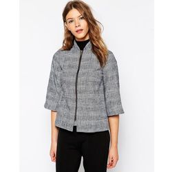 Cooper & Stollbrand Linen Coat - Multi
