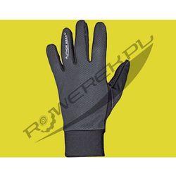07-131058 Rękawiczki kolarskie AUTHOR WINDSTER zimowe czarne L