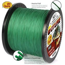 Goture 500M Super Strong Japan Multifilament PE Braided Fishing Line 8 10 20 30 40 60LB