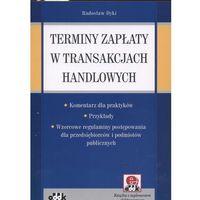 Terminy zapłaty w transakcjach handlowych (opr. miękka)