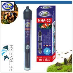 Aqua Nova NHA-300, 300W - Grzałka z termostatem akwariowa