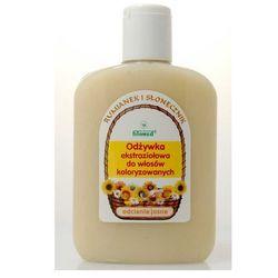 Odżywka ziołowa do włosów koloryzowanych odcienie jasne (Rumianek i Słonecznik) 200ml