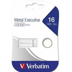 VERBATIM 16GB METAL EXECUTIVE USB 2.0