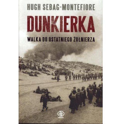 Dunkierka (opr. twarda)