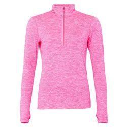 Nike Performance ELEMENT Bluzka z długim rękawem hyper pink/heather/reflective silver