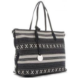 22709e41c2e69 czarna torebka z kieszeniami w stylu pippy middleton w kategorii ...