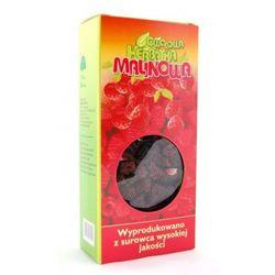Malinowa 80g - ekologiczna herbatka Dary Natury