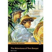 The Adventures of Tom Sawyer plus Audio CD (opr. miękka)
