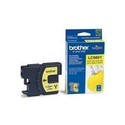 Tusz Brother do DCP145C/165C/195C/365CN | 260 str. | yellow