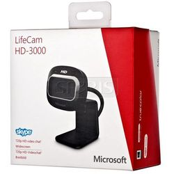 KAMERA MICROSOFT HD-3000 - T3H-00012