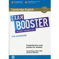 Cambridge English Exam Booster without answers key (opr. miękka)