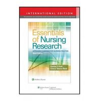 Essentials of Nursing Research (opr. miękka)