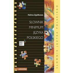 Słownik minimum języka polskiego (opr. miękka)