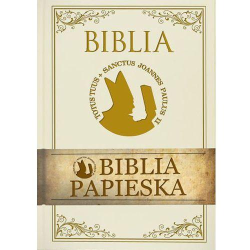 Biblia Papieska (opr. twarda)
