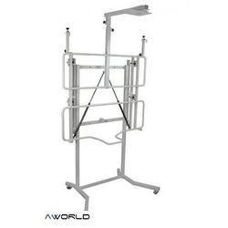 Mobilny regulowany statyw Avtek (do 50kg) (ASK) - ręczna regulacja wysokości
