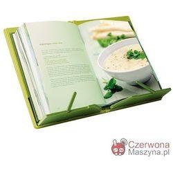 Stojak na książkę kucharską Joseph Joseph Cookbook, zielony