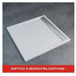 SanSwiss | Ronal Brodzik konglomeratowy kwadratowy ILA 80x80 cm WIQ 0805004