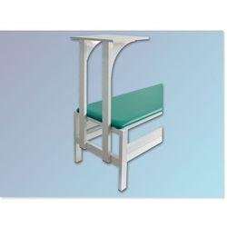 Półka pod aparaty do magnetoterapii mocowana do leżanki