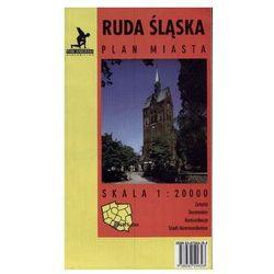 Ruda Śląska - plan miasta - DODATKOWO 10% RABATU i WYSYŁKA 24H! (opr. miękka)