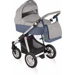 Wózek wielofunkcyjny Lupo Dotty Baby Design (niebieski)