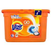 VIZIR 428,4g Go Pods Alpine Fresh Kapsułki do prania (17 prań)