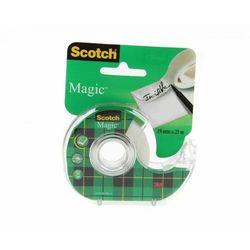 Taśma klejąca 3M Scotch Magic 19mmx7,5m matowa 8-1975