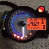 2015 modern KOSO RX2N similar LCD digital Motorcycle odometer speedometer adjustable MAX 299KM/H Freeshipping