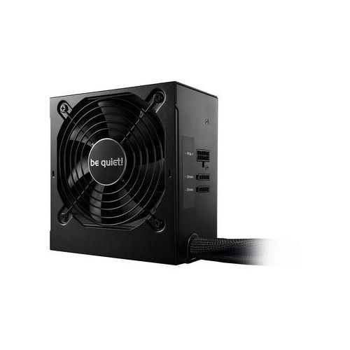 Zasilacz be quiet! System Power 9 CM 400W 120mm 80+Bronze