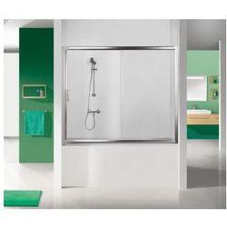 SANPLAST drzwi nawannowe TX5 150 wnękowe szkło GY (parawan) D2-W/TX5b-150 600-271-1550-38-501