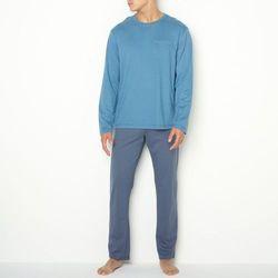 Piżama z bawełnianego dżerseju